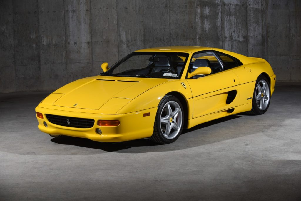 Ranked The 25 Most Beautiful Ferraris Ever Made New Arena