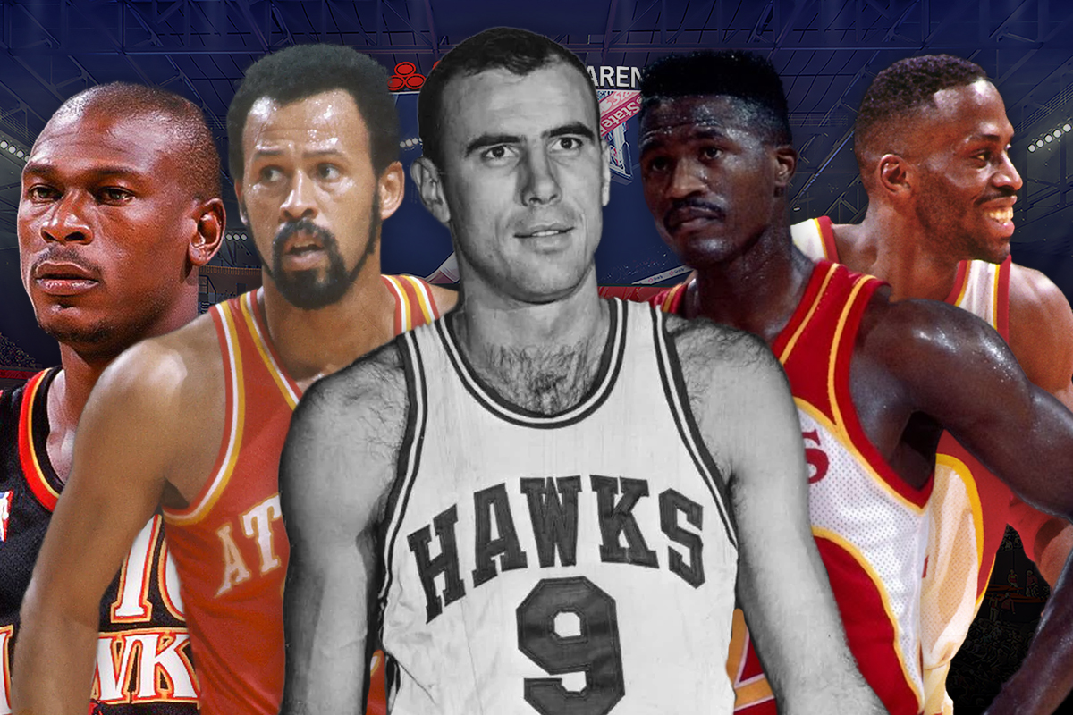 Ranked The Best Possible Starting 5 For Every Nba Franchise Page 7 New Arena